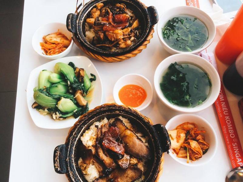 Top 7 Món ăn ngon nhất Đại học Hà Nội