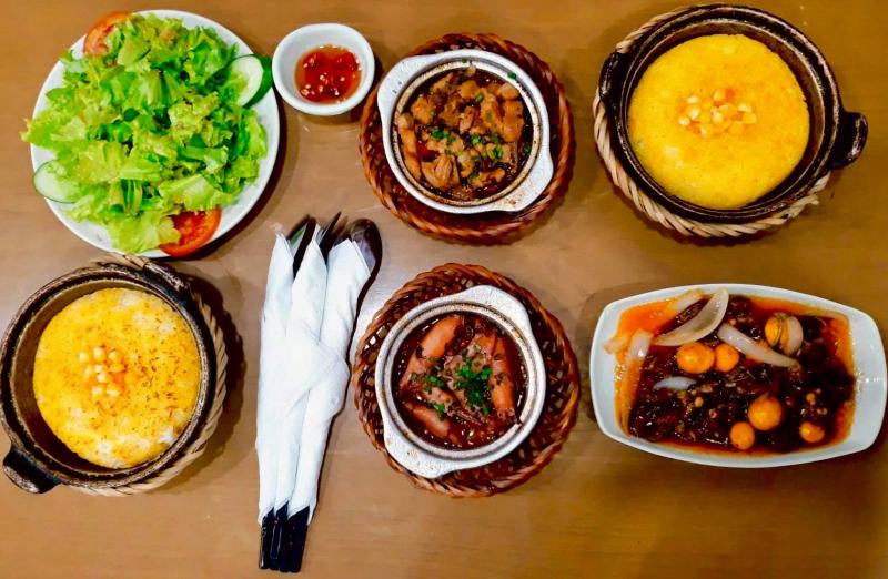 Top 15 Quán cơm được yêu thích nhất tại TP.HCM