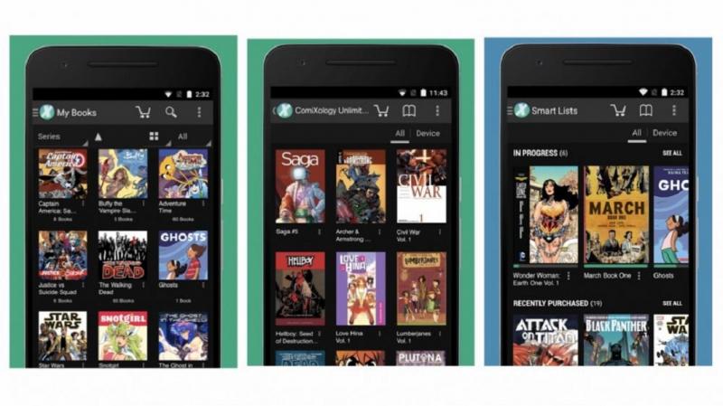 Top 7 Ứng dụng đọc truyện tranh tốt nhất trên Android