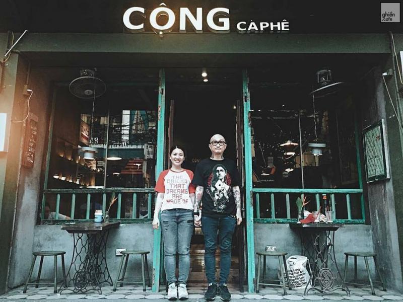 Top 6 Quán cafe đẹp nhất ở Hoàng Cầu, Hà Nội