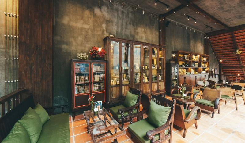 Top 6 Quán cà phê bao cấp đẹp nhất quận Ba Đình, Hà Nội