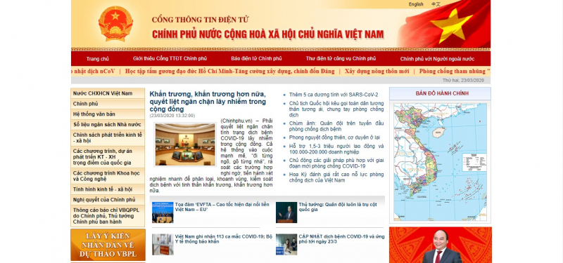 Top 10 Nguồn tin chính thống về COVID-19 tại Việt Nam