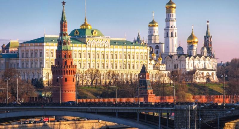 Top 12 Công trình kiến trúc nổi tiếng nhất nước Nga