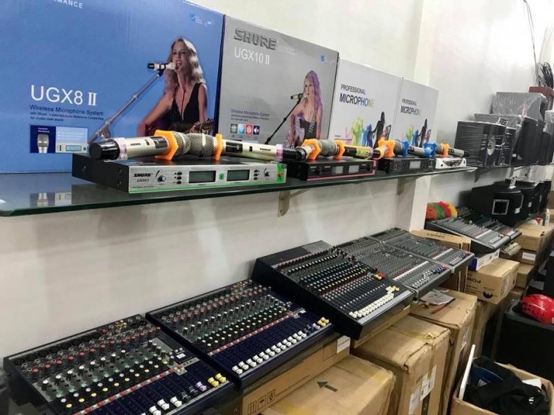 Top 8 Công ty âm thanh ánh sáng chuyên nghiệp và uy tín nhất ở Việt Nam
