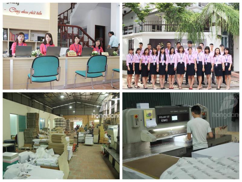 Top 8 Công ty in ấn giá rẻ và uy tín nhất ở Hà Nội