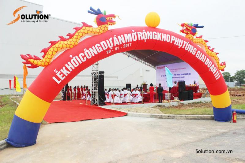 Top 9 Dịch vụ tổ chức lễ khởi công, động thổ chuyên nghiệp nhất tại Hà Nội