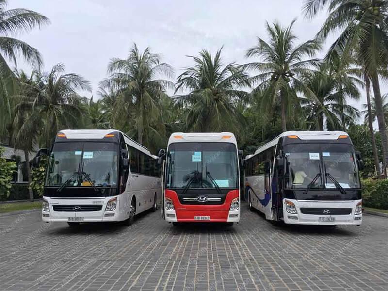 Top 7 Dịch vụ thuê xe du lịch uy tín nhất tại Hà Nội