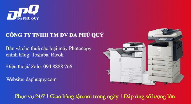 Top 12 Công ty cho thuê máy photocopy ở Thành phố Hồ Chí Minh