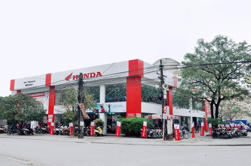 Top 8 Cửa hàng bán xe máy uy tín nhất Thanh Hóa