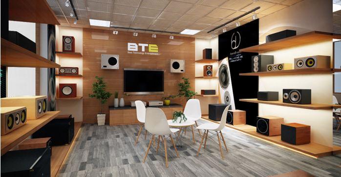 Top 8 Dịch vụ thiết kế nội thất showroom chuyên nghiệp nhất Tp HCM
