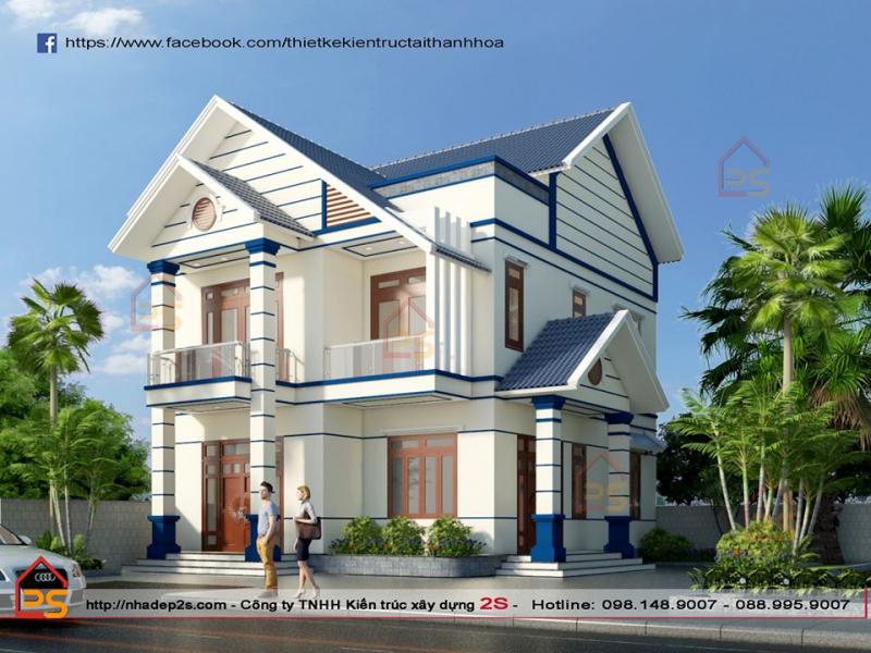 Top 8 Dịch vụ  thiết kế nhà, biệt thự đẹp và uy tín nhất Thanh Hóa