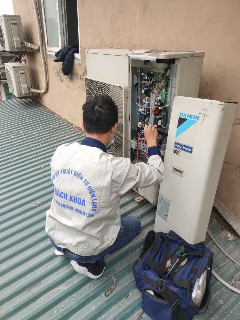 Top 11 Trung tâm sửa chữa điều hòa uy tín tại Hà Nội