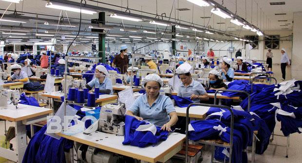 Top 7 Công ty may lớn và uy tín tại Bình Định