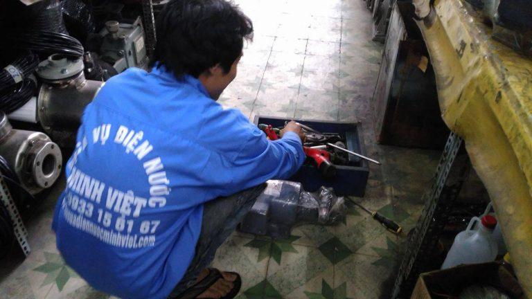 Top 8 Dịch vụ sửa máy bơm nước tại nhà uy tín nhất TP. HCM