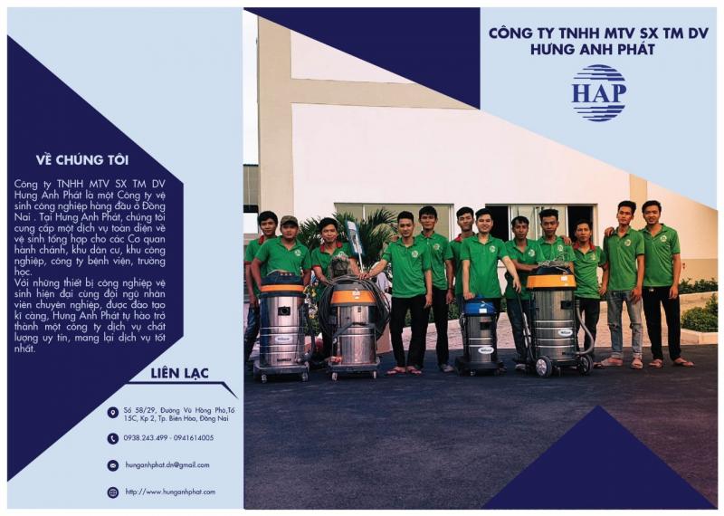 Top 6 Công ty vệ sinh công nghiệp uy tín nhất tại Đồng Nai
