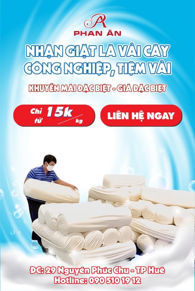 Top 5 Cửa hàng giặt ủi chất lượng nhất tại Huế