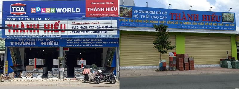 Top 6 Địa chỉ cung cấp vật liệu xây dựng uy tín tại Tiền Giang