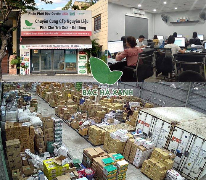 Top 5 Cửa hàng bán nguyên liệu pha chế trà sữa ngon tại Đà Nẵng