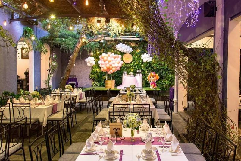 Top 5 Dịch vụ trang trí tiệc sinh nhật đẹp và uy tín nhất quận Phú Nhuận, TP. HCM