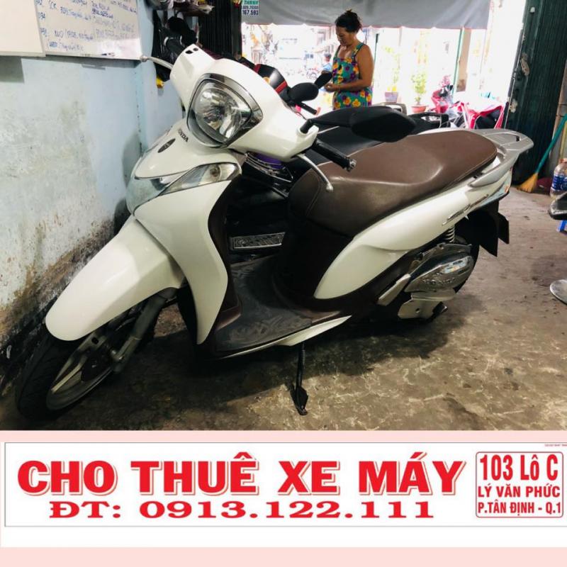 Top 6 Công ty dịch vụ thuê xe máy tại thành phố Hồ Chí Minh