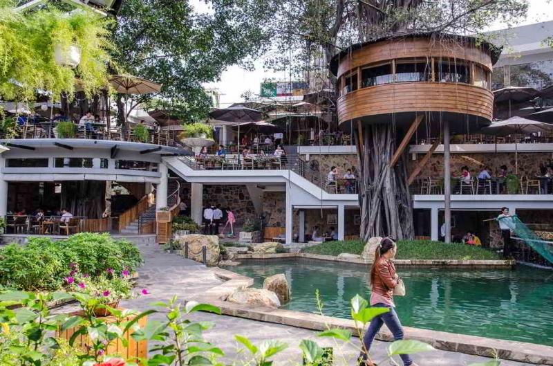 Top 10 địa điểm uống cà phê độc lạ ở thành phố Sài Gòn