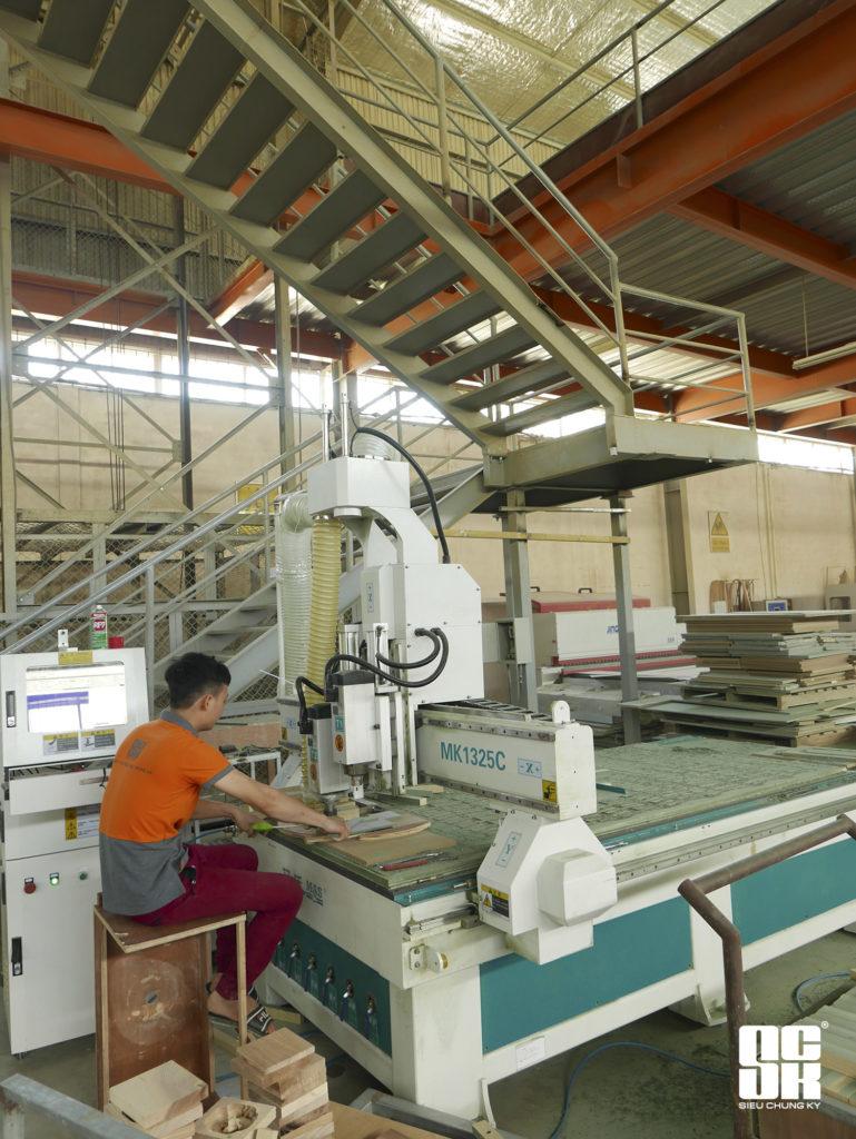 Top 5 Công ty sản xuất và chế biến gỗ công nghiệp uy tín, giá tốt ở Hà Nội