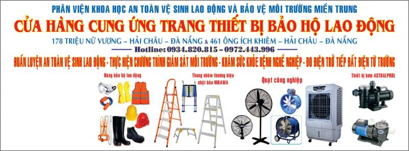 Top 8 Địa chỉ cung cấp đồ bảo hộ lao động uy tín nhất Đà Nẵng