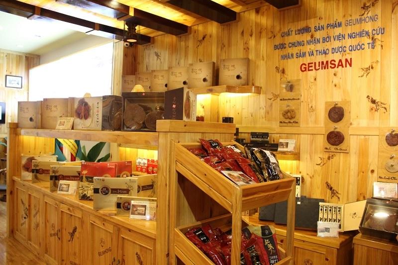 Top 4 Cửa hàng bán nhân sâm Hàn Quốc uy tín nhất ở Đà Nẵng