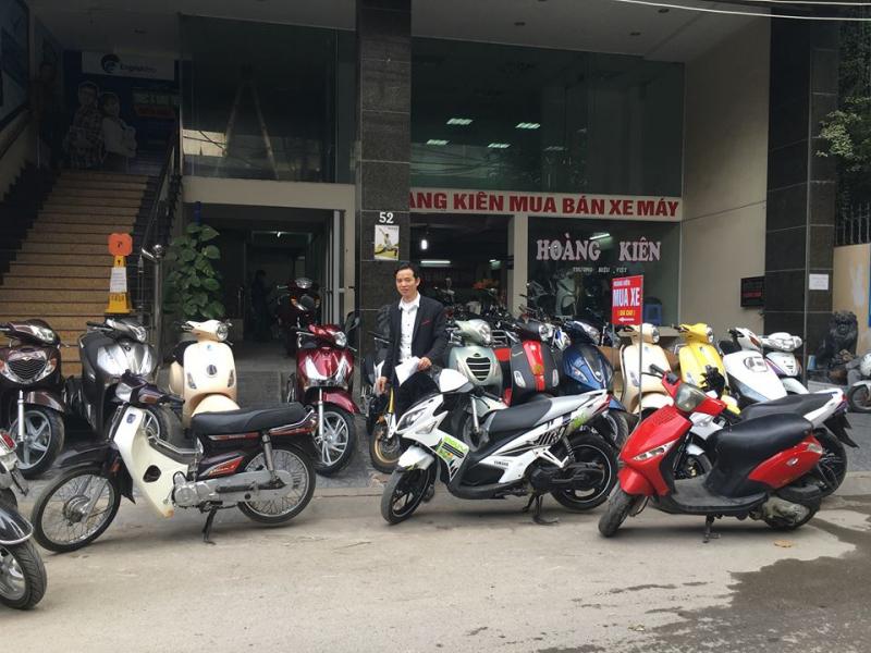Top 5 Cửa hàng mua bán xe máy cũ uy tín nhất Hà Nội