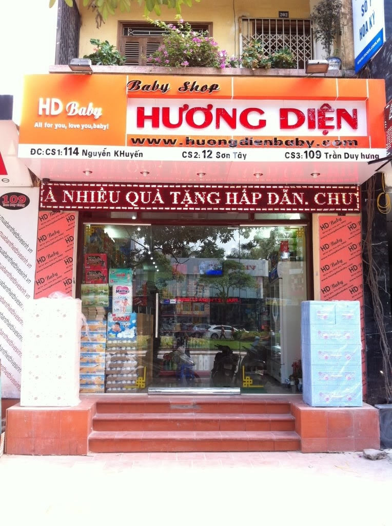 Top 7 địa chỉ bán đồ sơ sinh rẻ nhất Hà Nội