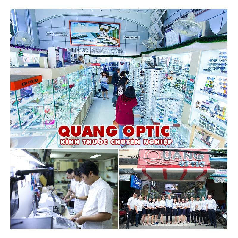 Top 8 địa chỉ mua kính mắt đẹp và chất lượng tại Đà Nẵng