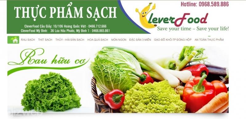 Top 17 địa chỉ bán rau sạch uy tín và chất lượng tại Hà Nội