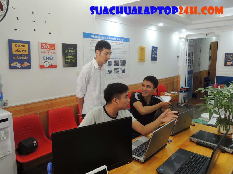 Top 8 Địa chỉ sửa máy tính/laptop tốt nhất tại Thái Nguyên