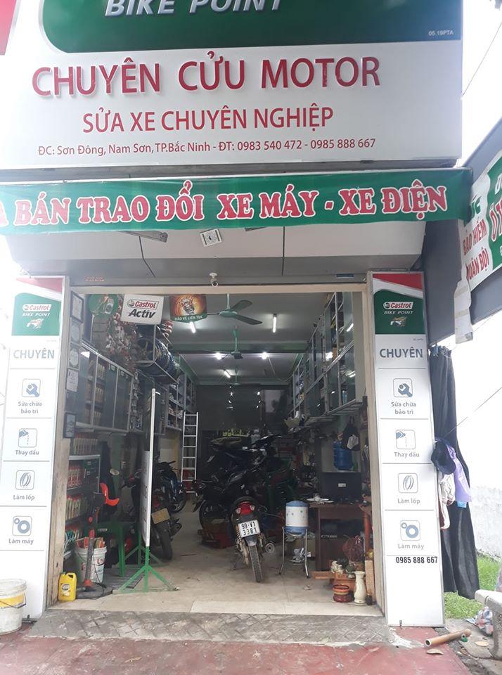 Top 7 Tiệm sửa xe máy uy tín nhất Bắc Ninh