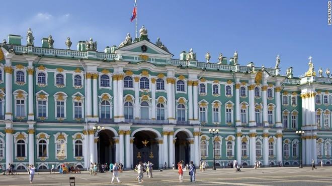 Top 21 địa điểm du lịch nổi tiếng ở nước Nga