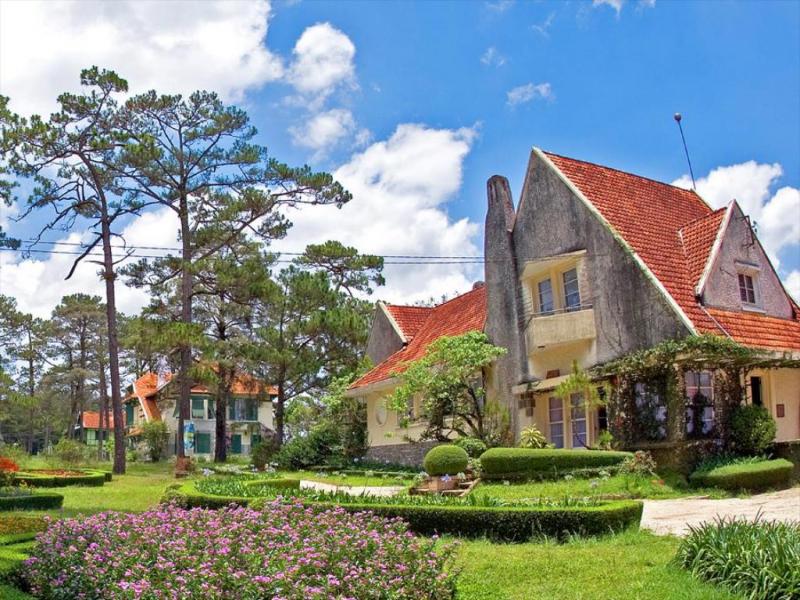 Top 6 Resort sở hữu không gian cực lãng mạn ở Đà Lạt