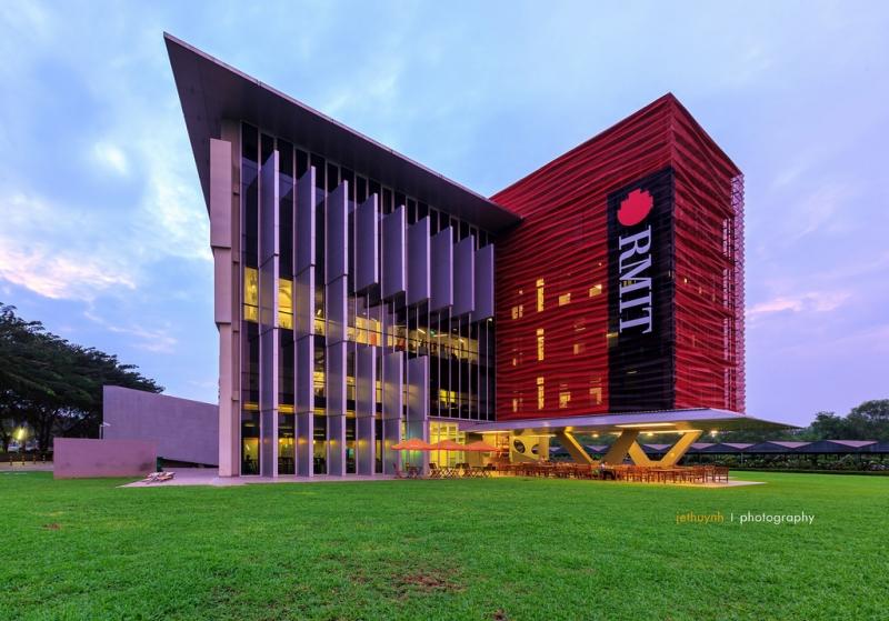Top 8 Trường Đại học có kiến trúc đẹp nhất TP Hồ Chí Minh