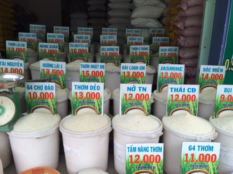 Top 5 đại lý bán gạo giá rẻ và uy tín nhất ở Nam Định