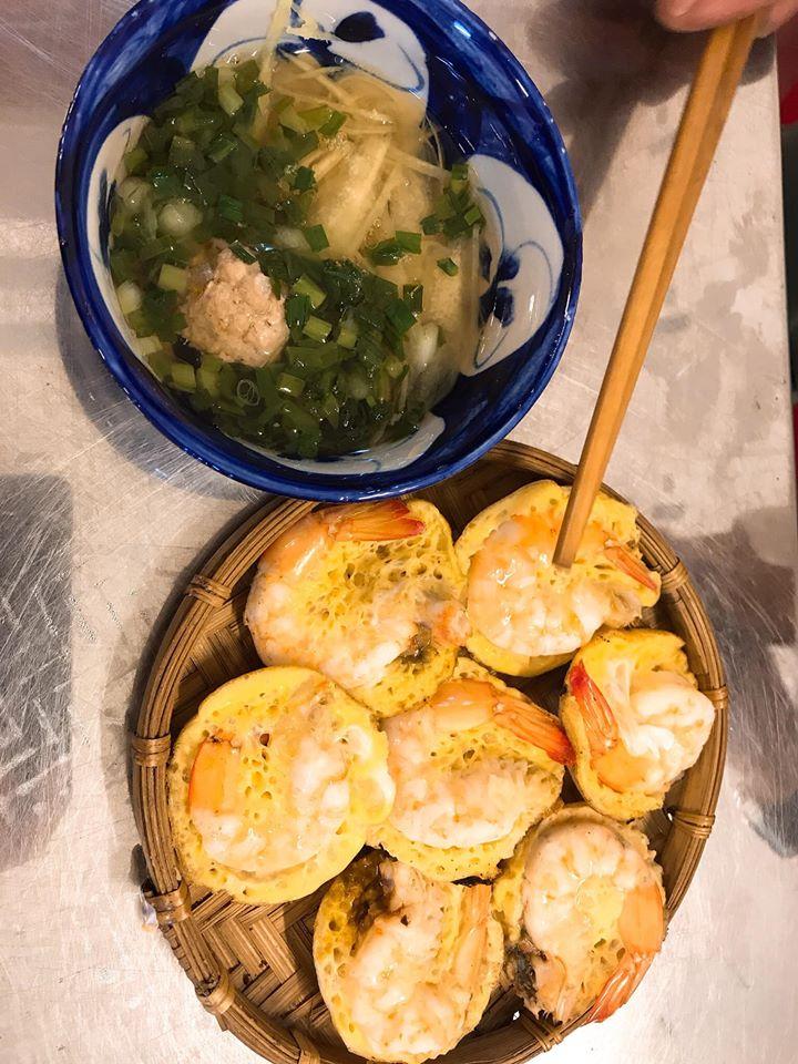Top 20 Quán bánh căn ngon nhất Sài Gòn