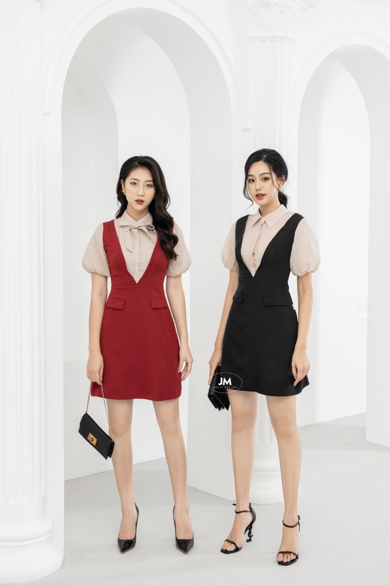Top 10 Shop bán váy đầm đẹp nhất quận 1, TP.HCM
