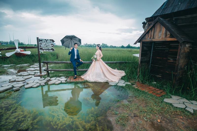 Top 5 Studio chụp ảnh cưới đẹp nhất tại Hóc Môn, TP. HCM