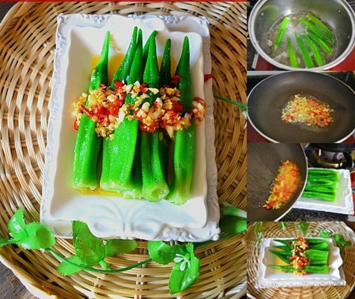 Top 10 Món ngon và dễ nấu từ đậu bắp, hướng dẫn cách làm đơn giản