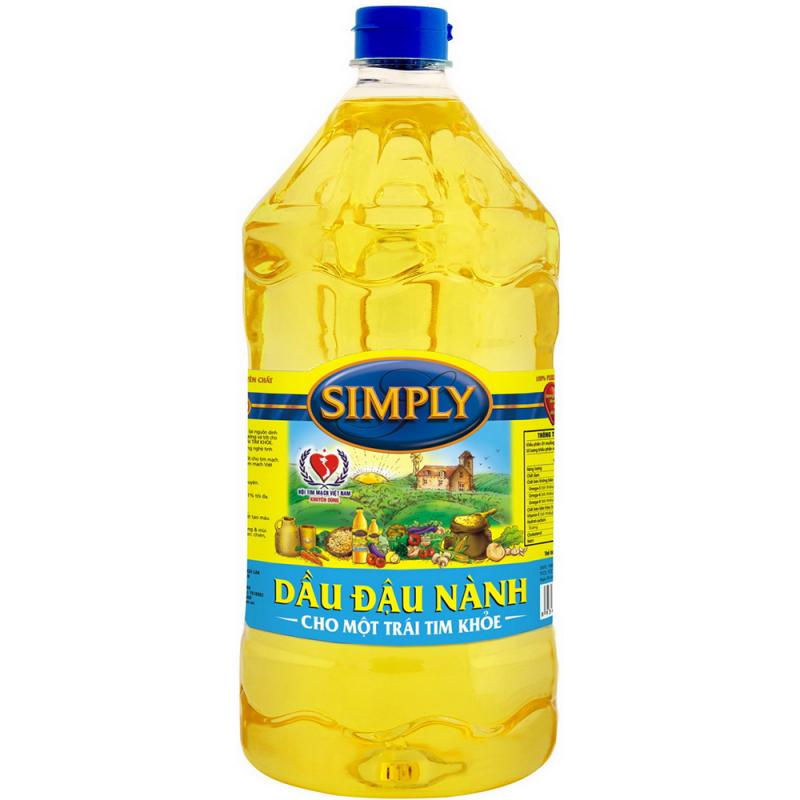 Top 7 Thương hiệu dầu đậu nành tốt nhất hiện nay
