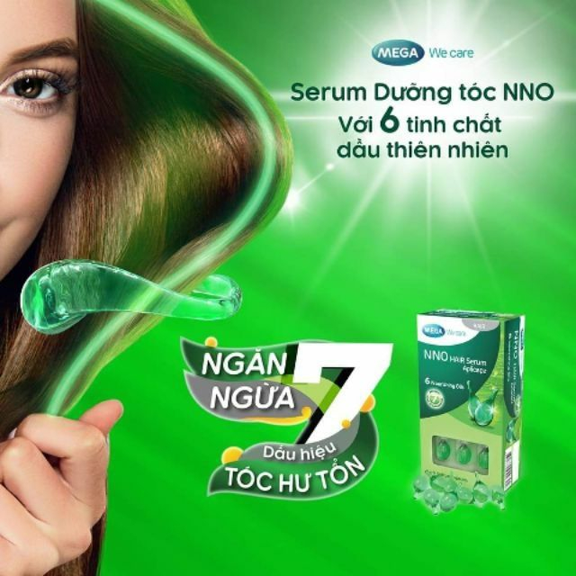 Top 5 Viên serum dưỡng tóc tốt nhất hiện nay