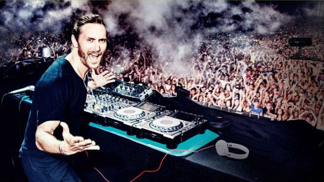 Top 10 DJ nổi tiếng nhất thế giới hiện nay