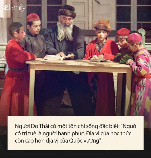 Top 7 Nguyên tắc dạy con của người Do Thái