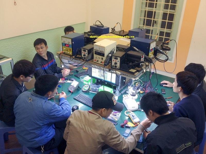 Top 10 Trường dạy nghề uy tín nhất ở Hà Nội