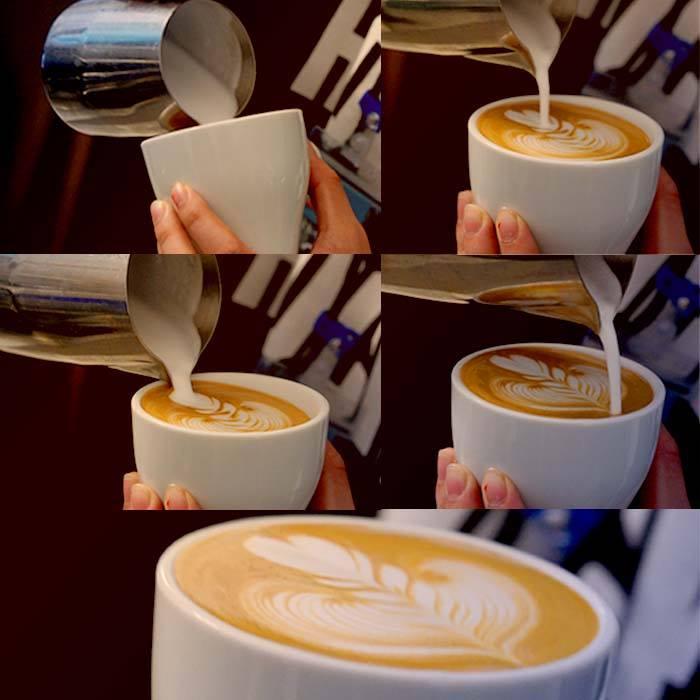 Top 5 Trung tâm dạy latte art uy tín nhất tại Hà Nội