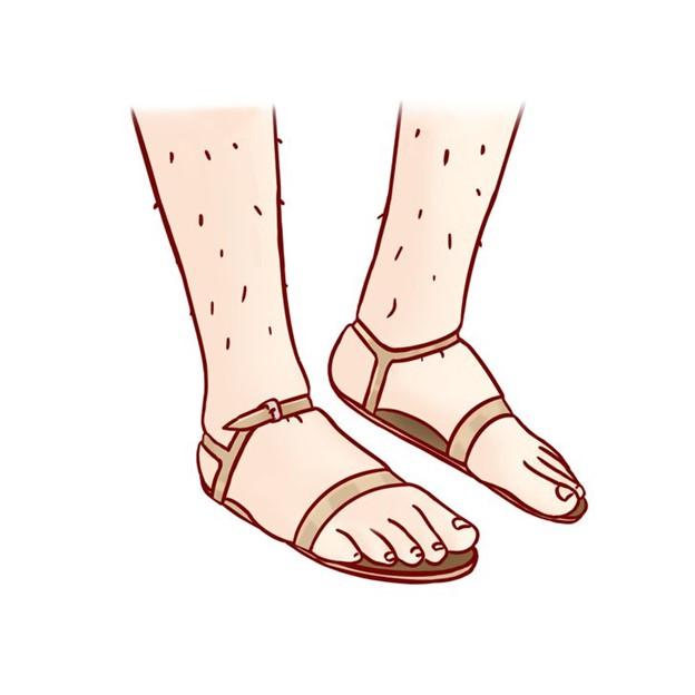 Top 10 Lỗi khi chọn giày mùa hè