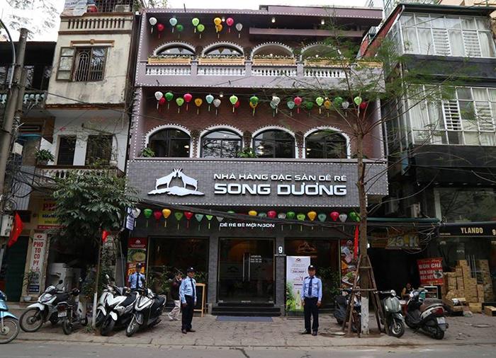 Top 9 Quán nhậu ngon nhất tại quận Hai Bà Trưng, Hà Nội